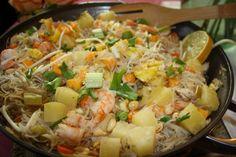 Pad Thai : Noodles with Tamarind Sauce on http://asianinamericamag.com