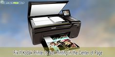 Obtain Customer Support to Download Drivers for Kodak Printer