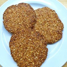 Kokoskekse Gingerbread Cookies, Dog Food Recipes, Healthy Eating, Desserts, Food Food, Food Recipes, Gingerbread Cupcakes, Ginger Cookies, Deserts