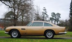 Historics at Brooklands - Specialist Classic and Sports Car Auctioneers - Aston Martin DB5