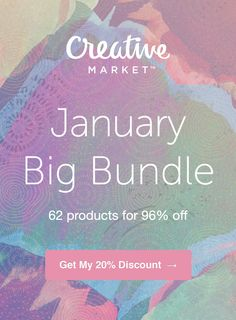Introducing our first bundle of the year!