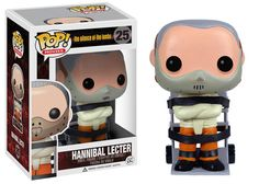 Pop! Movies: The Silence of the Lambs - Hannibal Lecter | Funko
