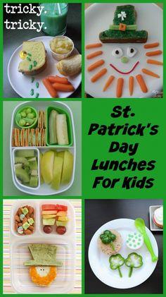 Patrick's Day Lunch Ideas for kids St Patricks Day Crafts For Kids, St Patricks Day Food, St Patrick's Day Crafts, Holiday Treats, Holiday Recipes, Holiday Appetizers, Irish Recipes, Irish Meals, St Patrick Day Snacks