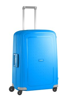 Samsonite S'Cure Spinner 69/25 Pacific Blue