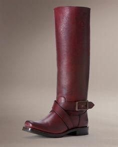 Heath Tall Riding boot by Frye. John bought me these. Loooooovelovelovelove.
