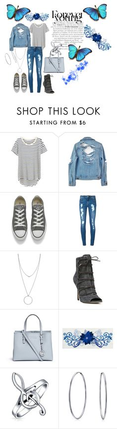 Forever Young!!! by ajrenae07 on Polyvore featuring Splendid, High Heels Suicide, Tommy Hilfiger, Sam Edelman, Converse, Michael Kors, Botkier and Bling Jewelry