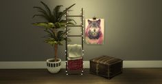 LEO-SIMS • LADDER SET Ladder - 130 poly - 8 swatches Light...