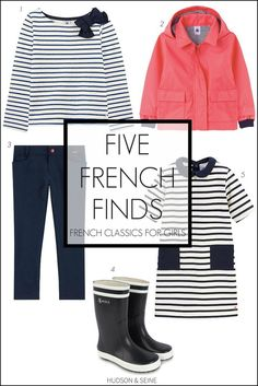 This weeks 5 French