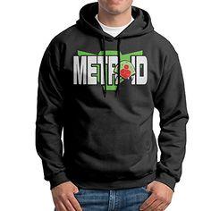 Super Metroid Nes Game 2 Mens Power Fleece Crewnecks Black *** Click image to review more details.