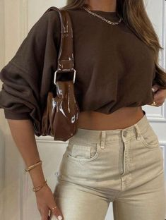 Adrette Outfits, Teen Fashion Outfits, Retro Outfits, Cute Casual Outfits, Look Fashion, Stylish Outfits, Fall Outfits, Vintage Outfits, Trendy Fashion