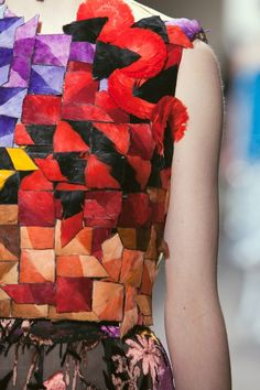 Farb-und Stilberatung mit www.farben-reich.com - MAISON MARTIN MARGIELA ARTISANAL COUTURE SS13