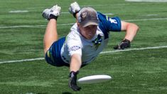 Top 10 Ultimate Frisbee Plays | August 2013
