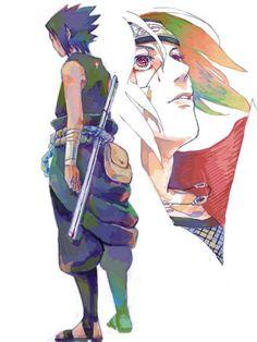 Sasuke from 'Naruto' anime TV Show Anime Naruto, Sasuke And Itachi, 5 Anime, Sarada Uchiha, Naruto Shippuden Anime, Naruto Art, Gaara, Kakashi, 1 Hokage