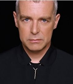 Neil Tennant - singer from Pet Shop Boys