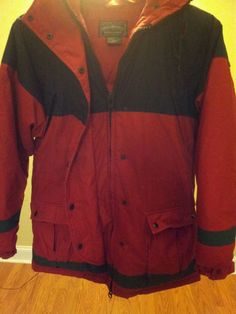 Ralph Lauren Polo Country Down Feather Coat Jacket Mens Large SOLD $175