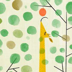 love this illustrator for kids art prints