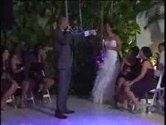 Happiest Groom Alive | Groovy Wedding | Soca 2014