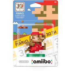 Mario 30th Anniversary amiibos (Classic Color   Modern Color) $4.98