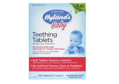 We've found Hyland's Baby Teething Tablets to be just short of a miracle. While we have no idea what the ingredients are in these teething tablets (you can read the ingredient list), I assume it's magic fairy dust and the hopes and dreams of tired parents everywhere. We have come to depend on them during […]