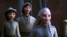 Disney signed a contract with the Sami people to respectfully and accurately portray their culture in Frozen II. Disney Sign, Disney Art, Disney Movies, Disney Magic, Frozen Film, Disney Frozen 2, Arendelle Frozen, Frozen Art, Elsa Frozen
