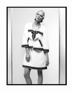 Chanel Spring 2013 Lookbook by Karl Lagerfeld | Fashion Gone Rogue: The Latest in Editorials and Campaigns