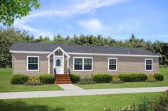 9 best contemporary manufactured homes images mobile home floor rh pinterest com