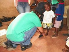 Shoeless children bear other burdens beyond obvious health and safety issues. In many schools throughout the developing world, children are required to wear uniforms and shoes. No shoes means no education, a consequence that compounds the physical hardships of going shoeless.
