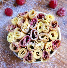 #Crêpes #bouquet de #roses  #Chandeleur #Alsa #Maizena #bio   #UneCrêpePlusQueParfaite