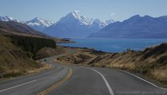 Mt Cook over Lake Pukaki, NZ. One of the locations we visit on our Great Southern Lakes Photo tours that we run quarterly in New Zealand.