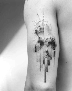 65 männliche Tätowierungen zur Inspiration Animals are often the most common symbol of tattoos …. Geometric Forearm Tattoo Designs, Crow Tattoo Design, Small Tattoo Designs, Tattoo Designs Men, Botanisches Tattoo, Forarm Tattoos, Body Art Tattoos, Sleeve Tattoos, Male Tattoo