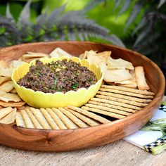 Savoring Time in the Kitchen: Pistachio and Olive Tapenade