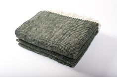 Chalet Throw Moss - Pre Order for Aug. 1 Ship