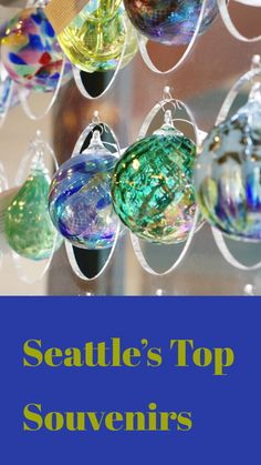3de45b783097c Seattle's Top nine souvenirs. The best unique things to bring home from  Seattle. Diy