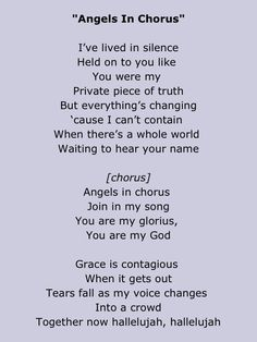 Angels In Chorus - Stellar Kart Dont You Know, If You Love Someone, Like You, Love The Lord, Gods Love, Greatest Commandment, Bad Image, Love Your Neighbour, Everything Changes