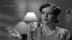 1940s. Angela Wickfield seeks a detective to help her find her missing father. Angela played by Lindsay Dibben.