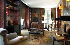 Saint James Paris Hotel Prestige Suit