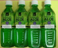 Bebida con aloe. Sabor kiwi. 60 % de vitamina C. www.nutrafoods.es