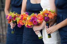 Colores tendencia para las bodas 2014