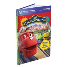LeapFrog LeapReader Book: Chuggington: Wilson and the Paint Wagon (works with Tag)