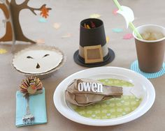 6 Cool Thanksgiving Paper Crafts For Kids