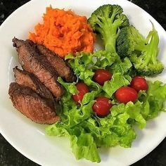 This healthy menu suggestion. Healthy Recepies, Healthy Menu, Healthy Meal Prep, Healthy Eating, Food Inspiration, Diet Recipes, Clean Eating, Nutrition, Yummy Food