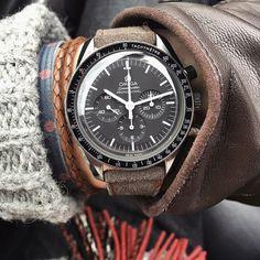 Omega Speedmaster Professional   #WRISTPORN by @timetowatch   www.wristporn.com by wristporn