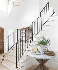 Interior railing/stairs