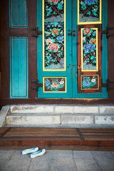 Jogyesa Temple,Old Seoul, South Korea