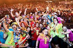 """Em agosto, São Paulo é presenteada com uma festa de Carnaval fora de época. Com a presença do bloco Sargento Pimenta para fazer opúblico sambar, a """"Bloquinho001"""" acontece no dia 15, às 23h, no Metropolitan."""