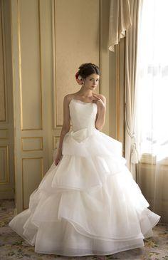 ビタースウィート No.07-0062 | ウエディングドレス選びならBeauty Bride(ビューティーブライド)