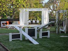 Family-Friendly Outdoor Spaces | Outdoor Spaces - Patio Ideas, Decks & Gardens | HGTV
