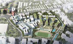 Singapore University of Technology & Design Master Plan