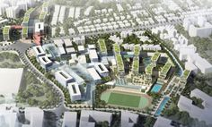 Singapore University of Technology & Design Master Plan