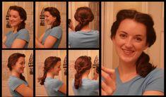 belle ponytail